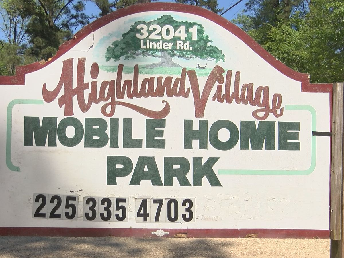 Denham Springs mobile home park the subject of second 9News Investigation