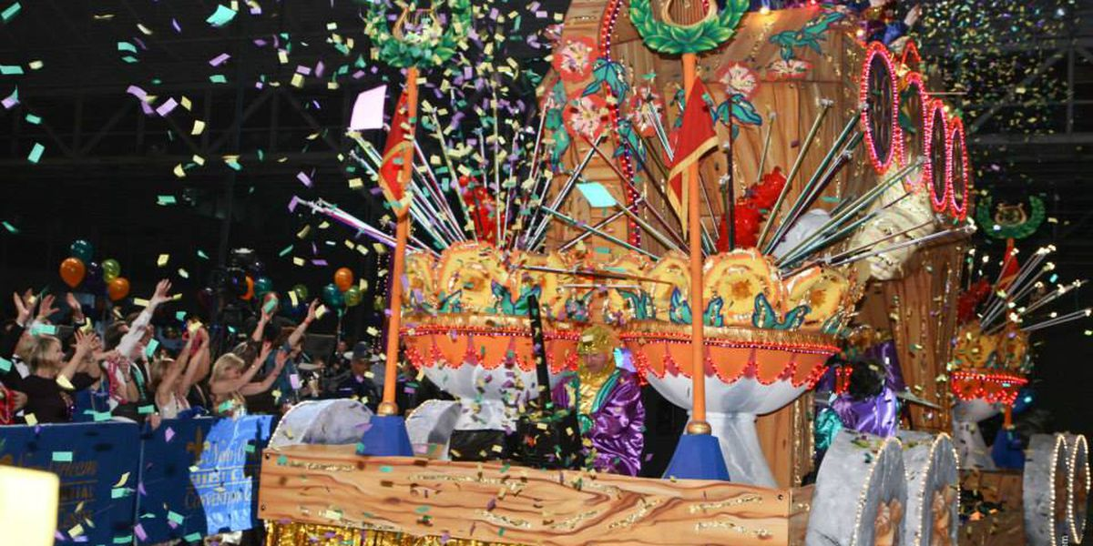 Bacchus and Orpheus to parade down shorter routes this Mardi Gras