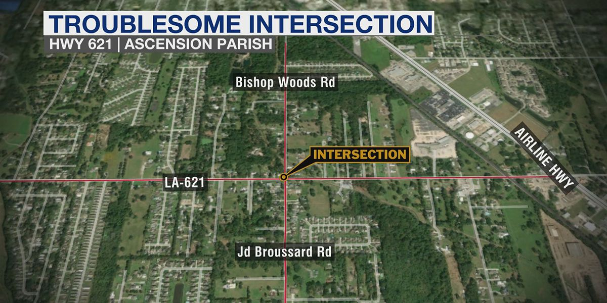 Action Jackson: Ascension Parish residents concerned about troublesome intersection; DOTD responds