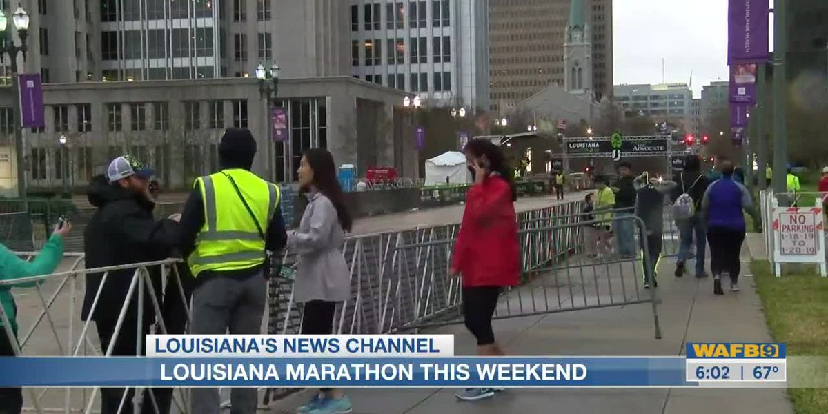 Baton Rouge set for busy weekend with Louisiana Marathon, LSU championship victory parade