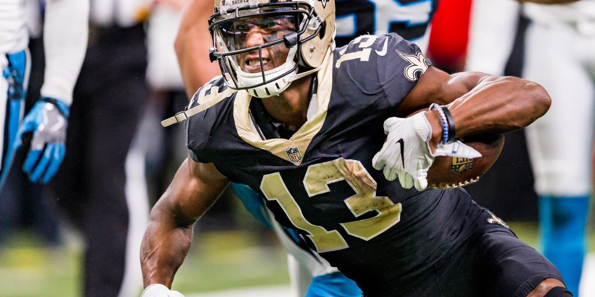 Report: Michael Thomas doesn't report to Saints training camp