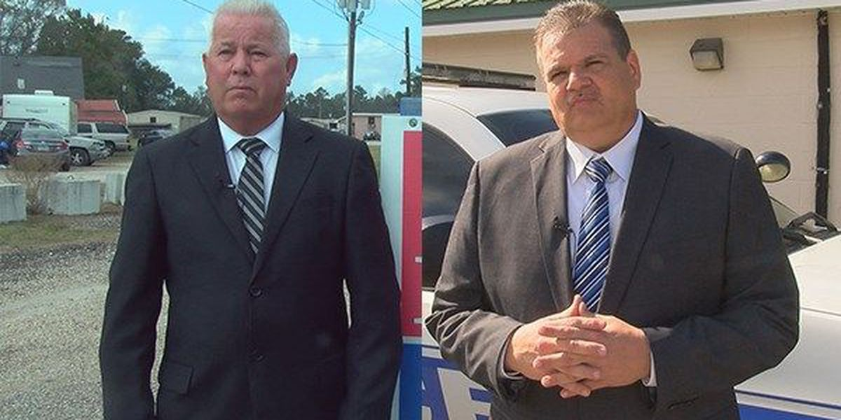 Two men in runoff for Walker police chief