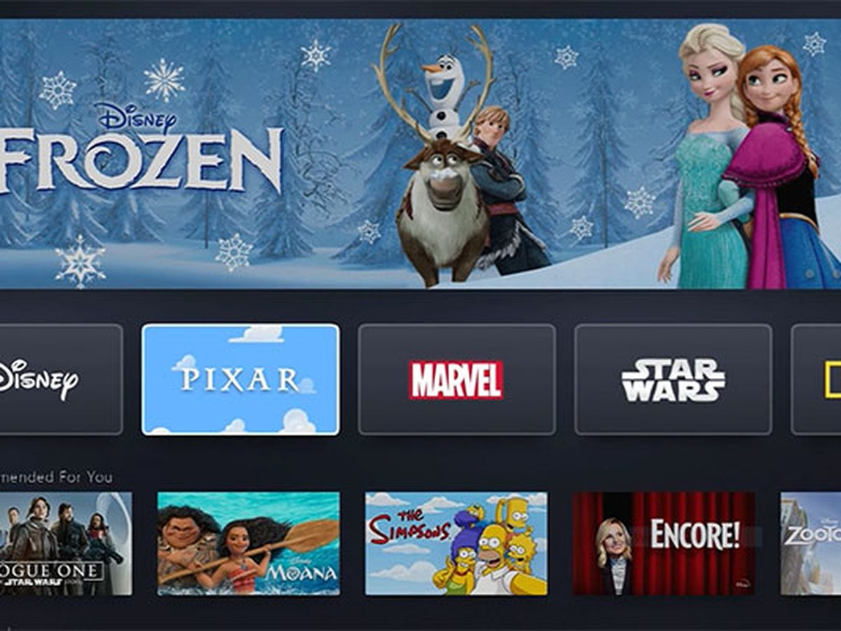 Company offering year's worth of Disney Plus in 'dream job' giveaway