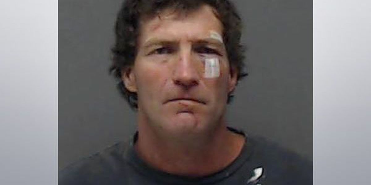Arrest made after man found with cuts from abdomen to face