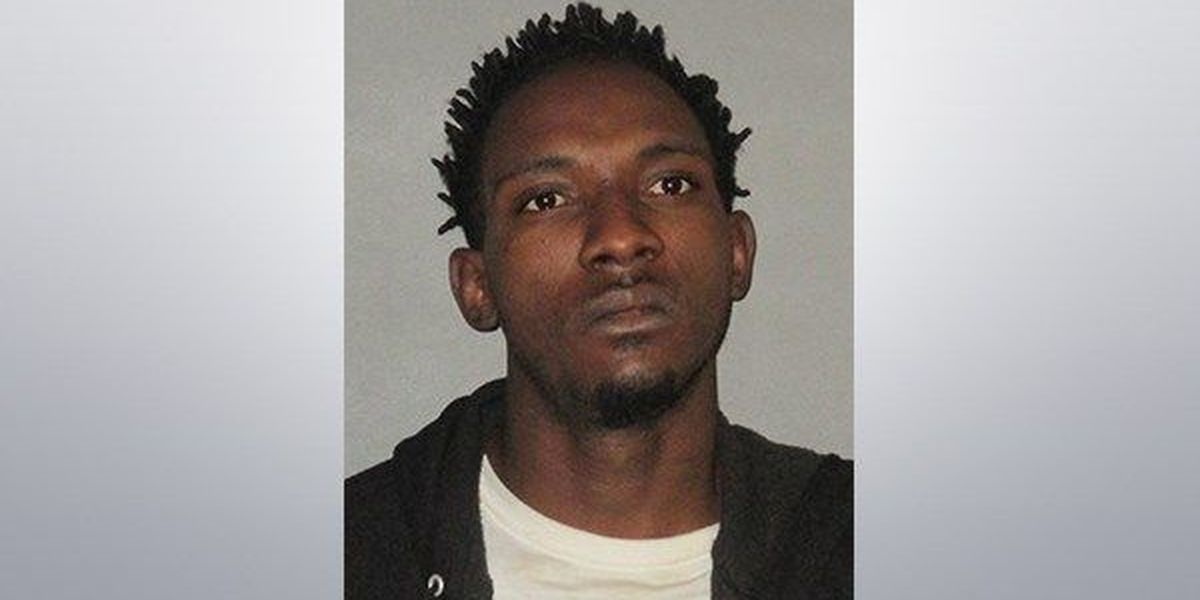 Baton Rouge man arrested on multiple charges when caught running from police