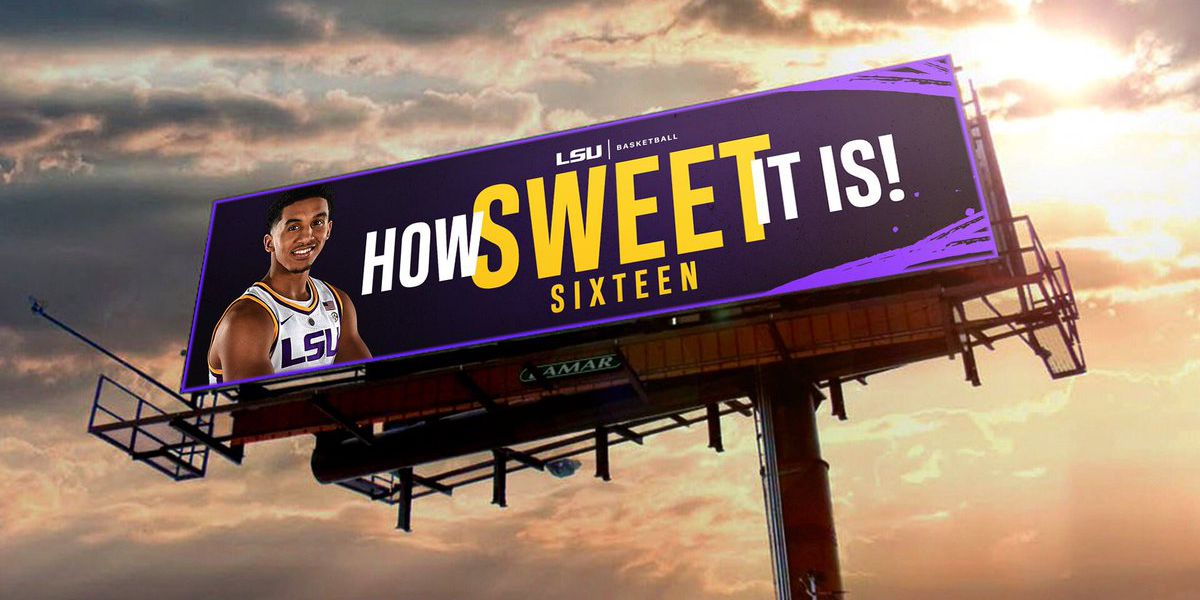 'How sweet it is' billboards to go up in Baton Rouge