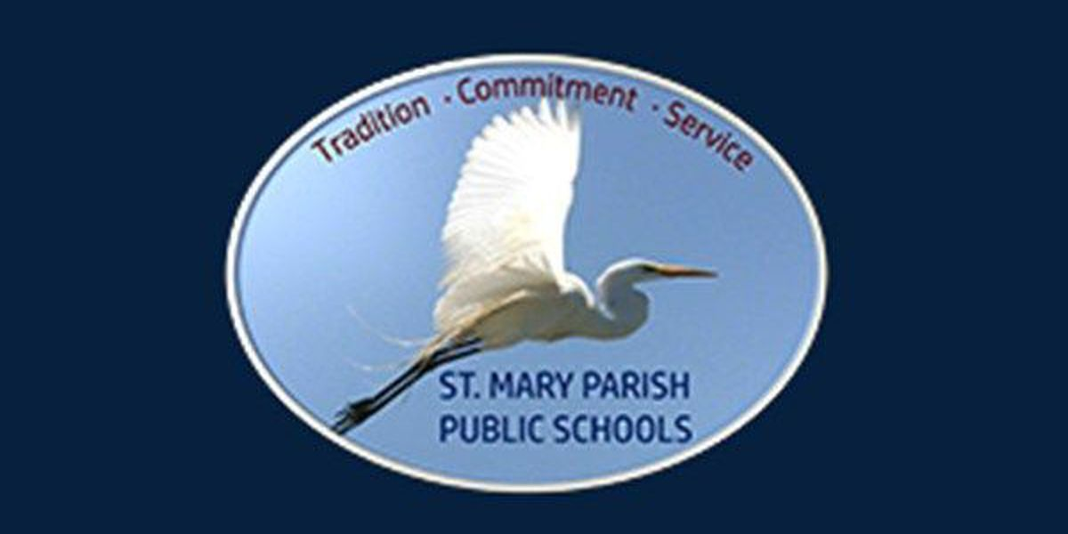 St. Mary Parish closes number of schools due to low water pressure, broken water lines