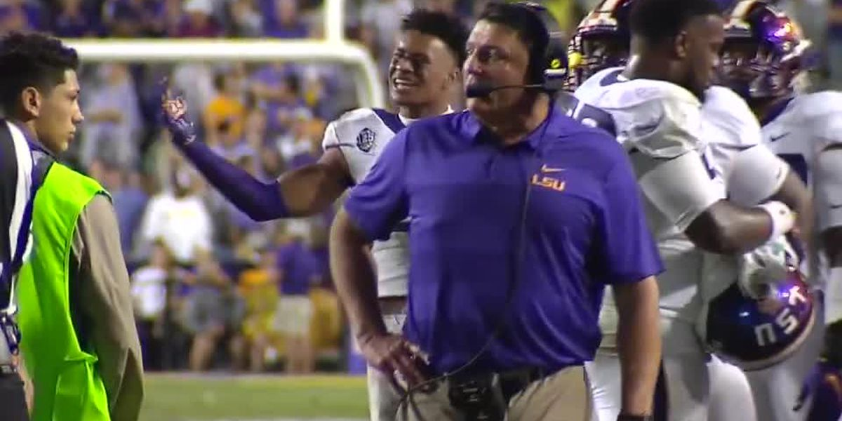 Reactions to Devin White ejection, targeting call