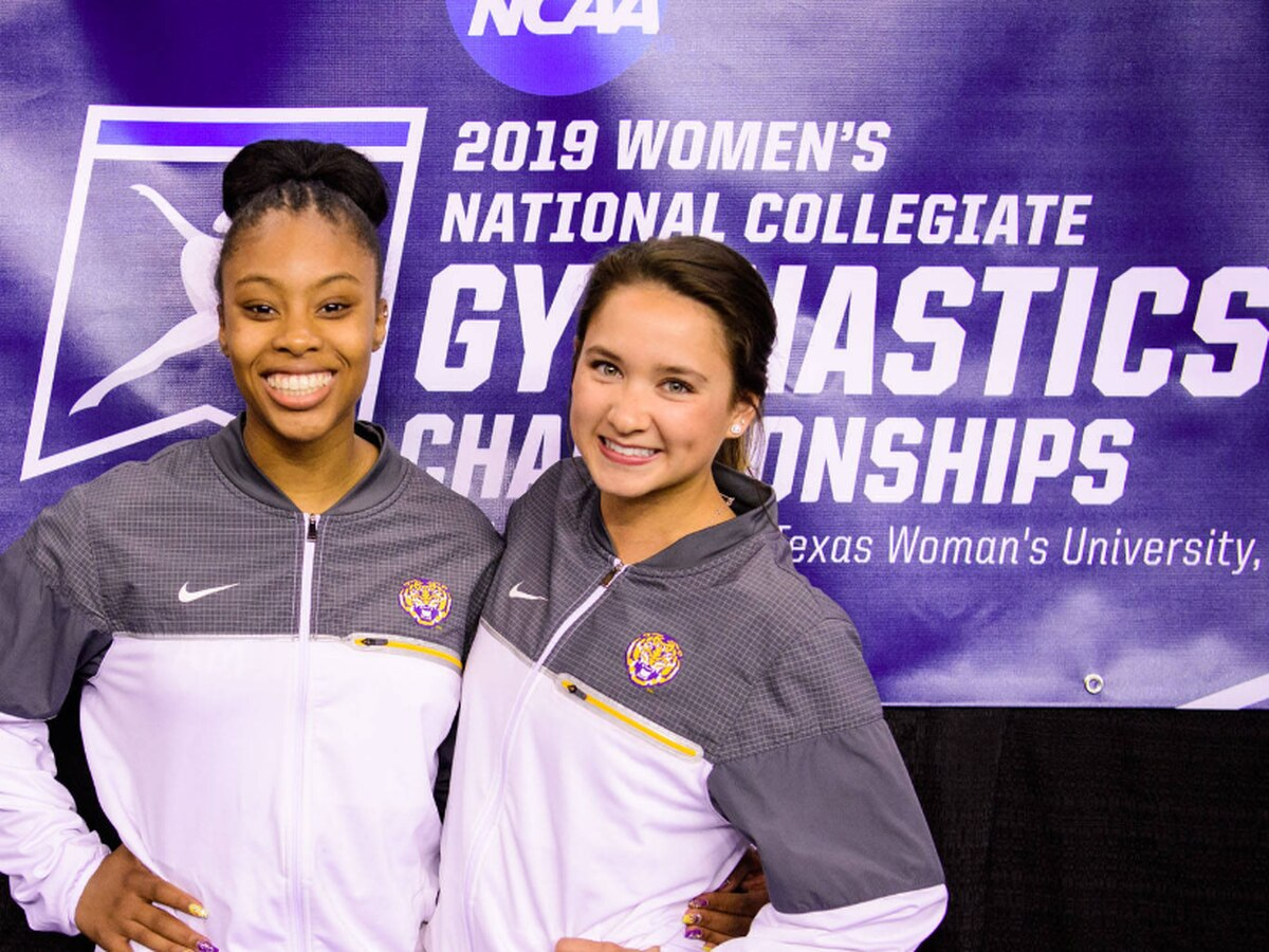 Finnegan, Edney named NCAA Individual Champions