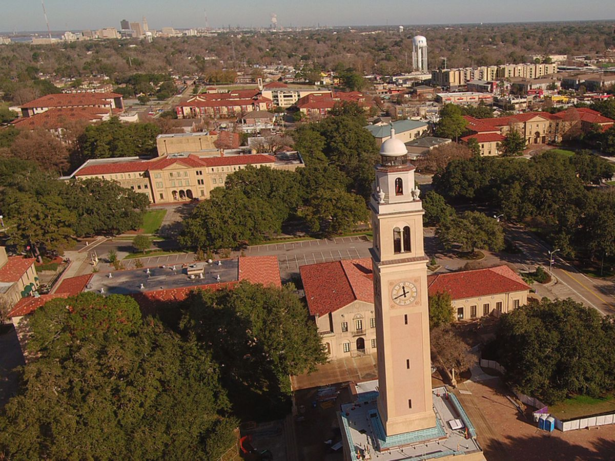 LSU notifies faculty and students of COVID-19 safety measures ahead of start of fall semester