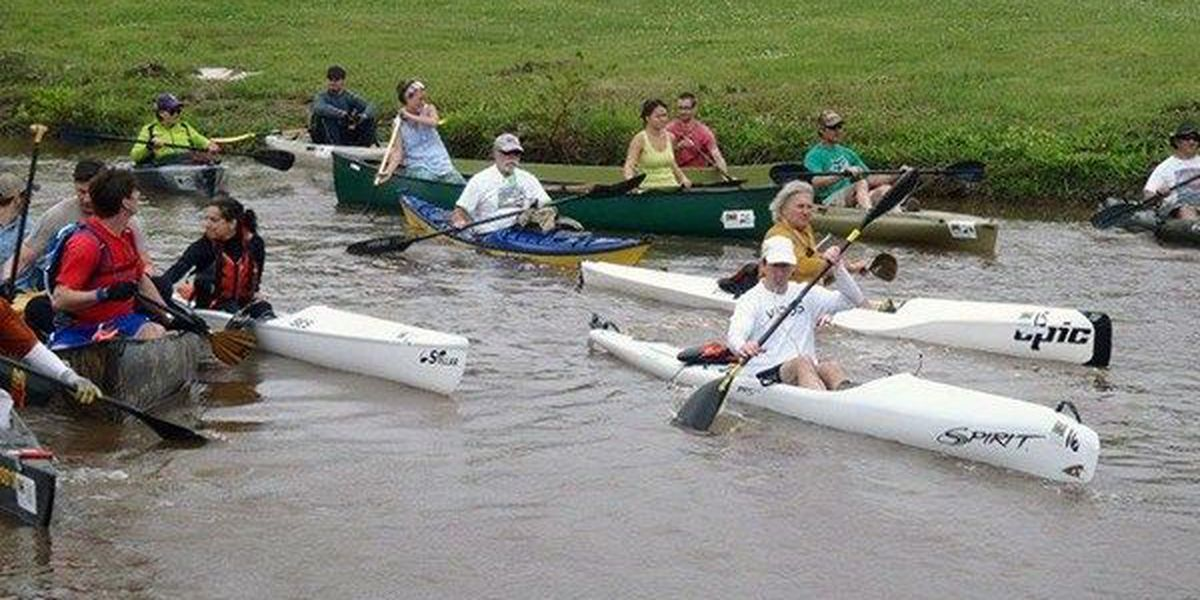 Paddlers put Teche country on the map