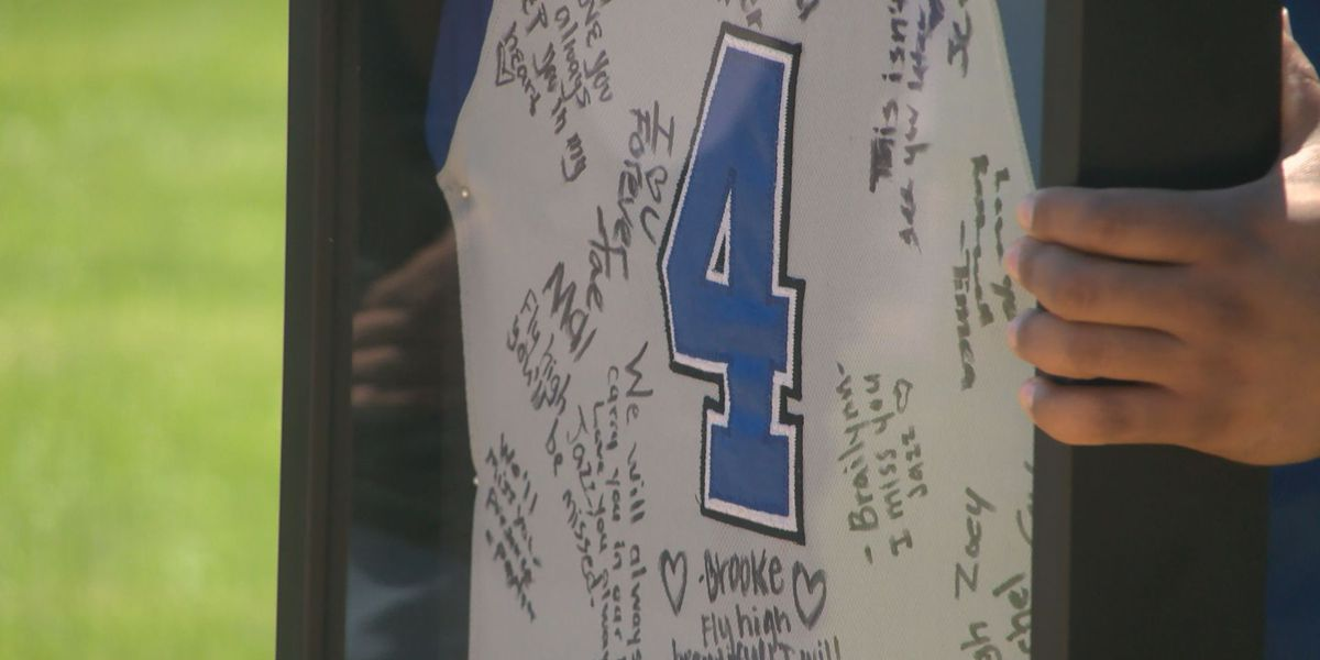 Port Allen High School remembers their classmate Jasmine Woods