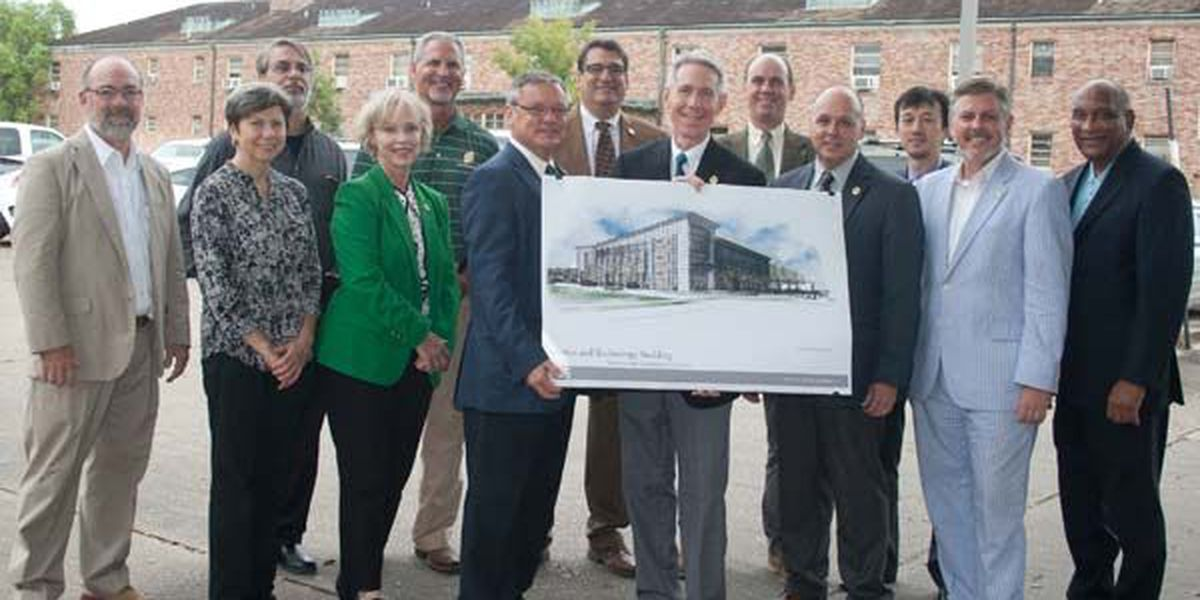 Southeastern announces new Computer Science and Technology building