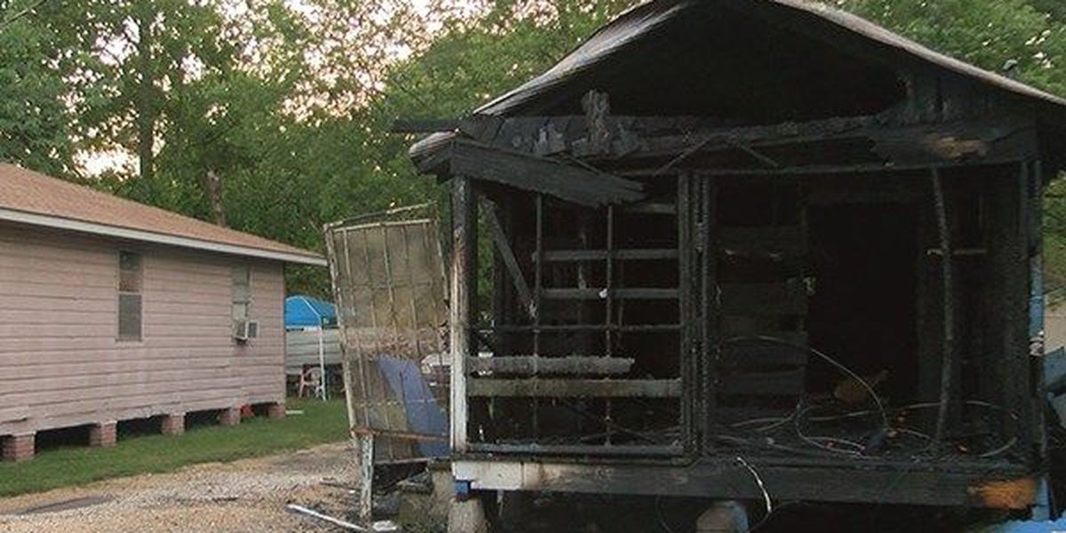 Investigators search for clues after 5 arsons