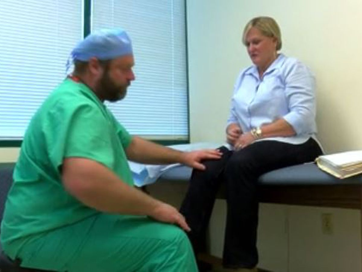 Study says Americans wait too long to get knee replacement