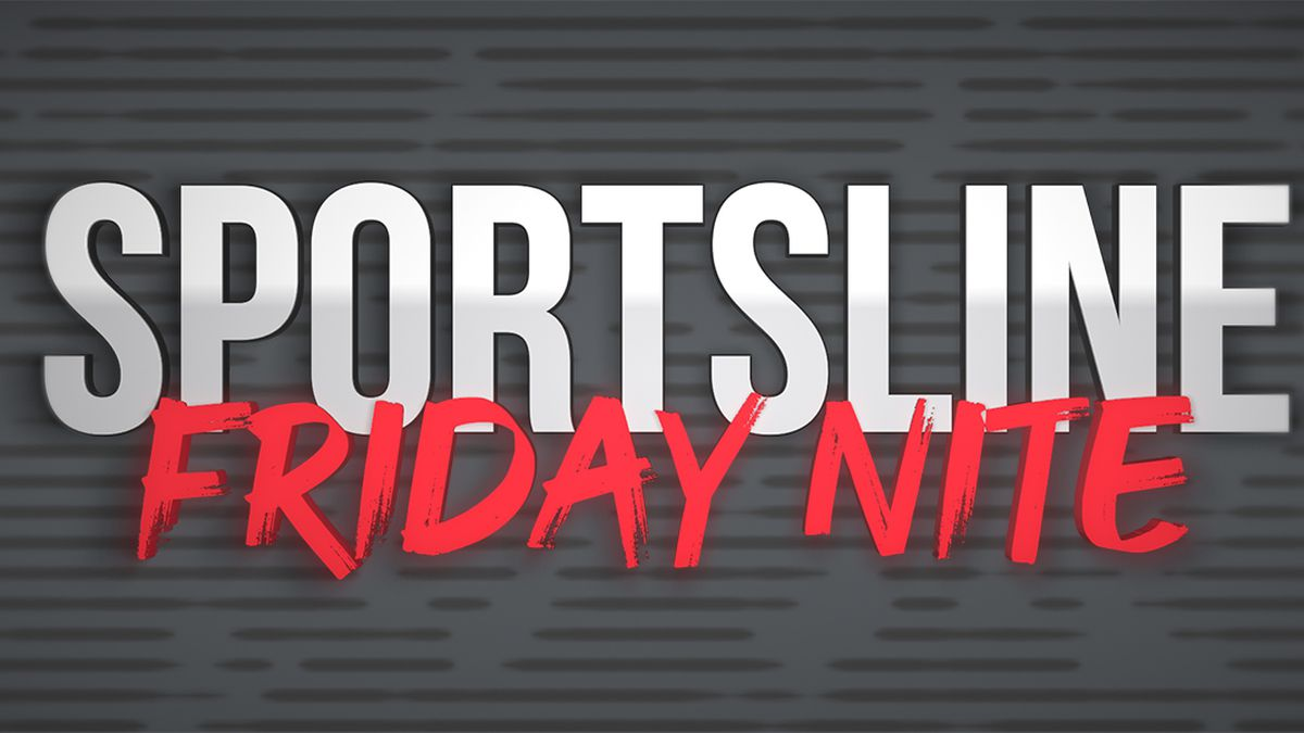 Sportsline Friday Nite returns at new time