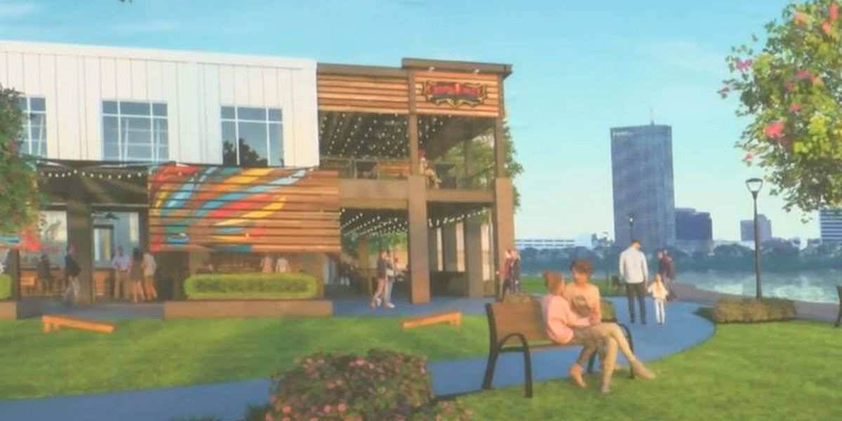 Crying Eagle owners to build new restaurant on Lake Charles lakefront