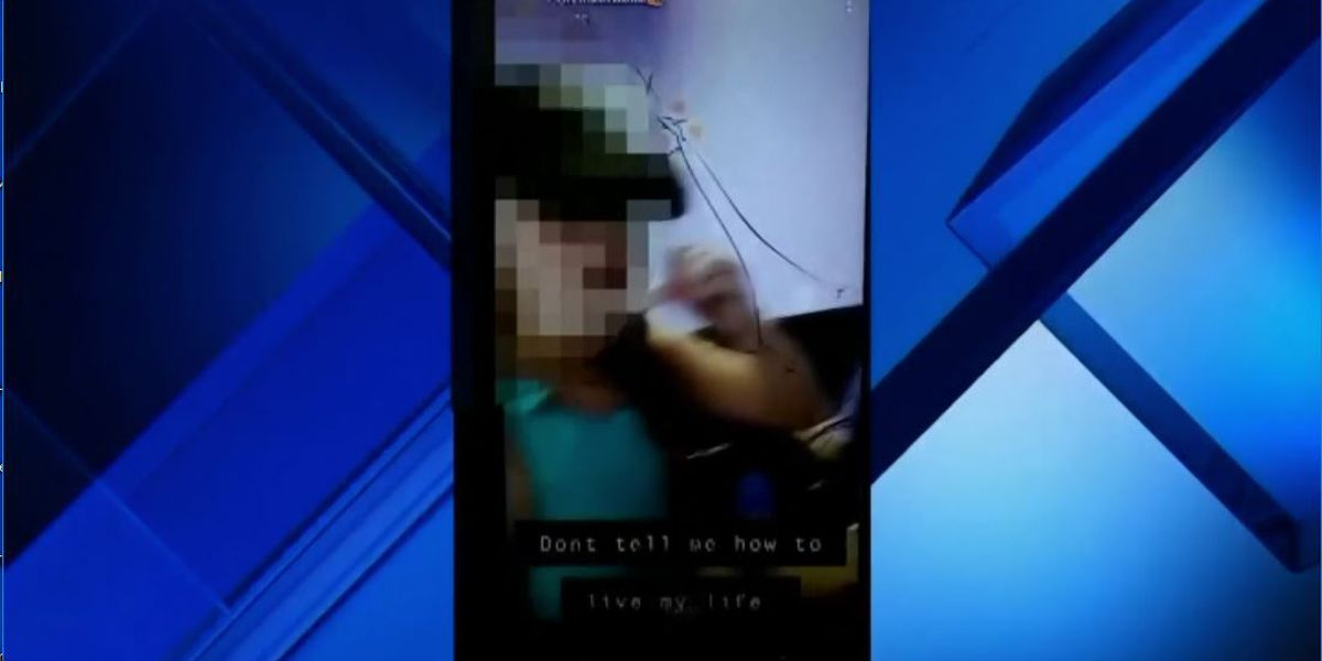Florida mother arrested after recording video of daughter licking tongue depressor, putting it back