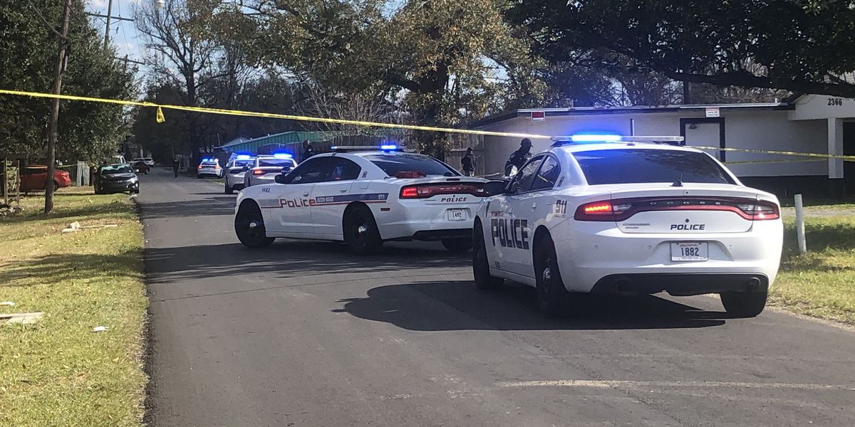 BRPD: 2 injured in shooting on Monte Sano Avenue