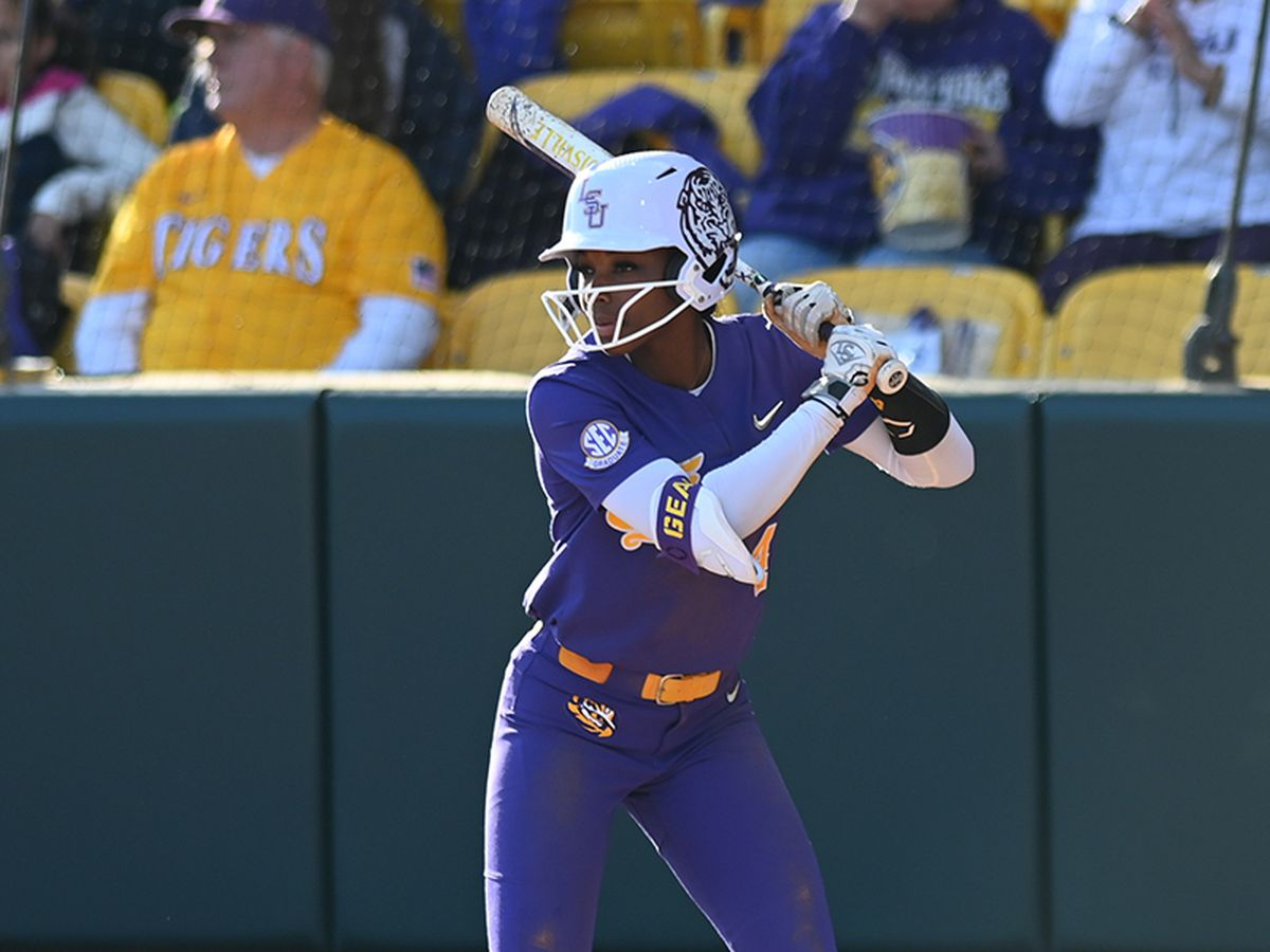 LSU's Aliyah Andrews named SEC Player of the Week