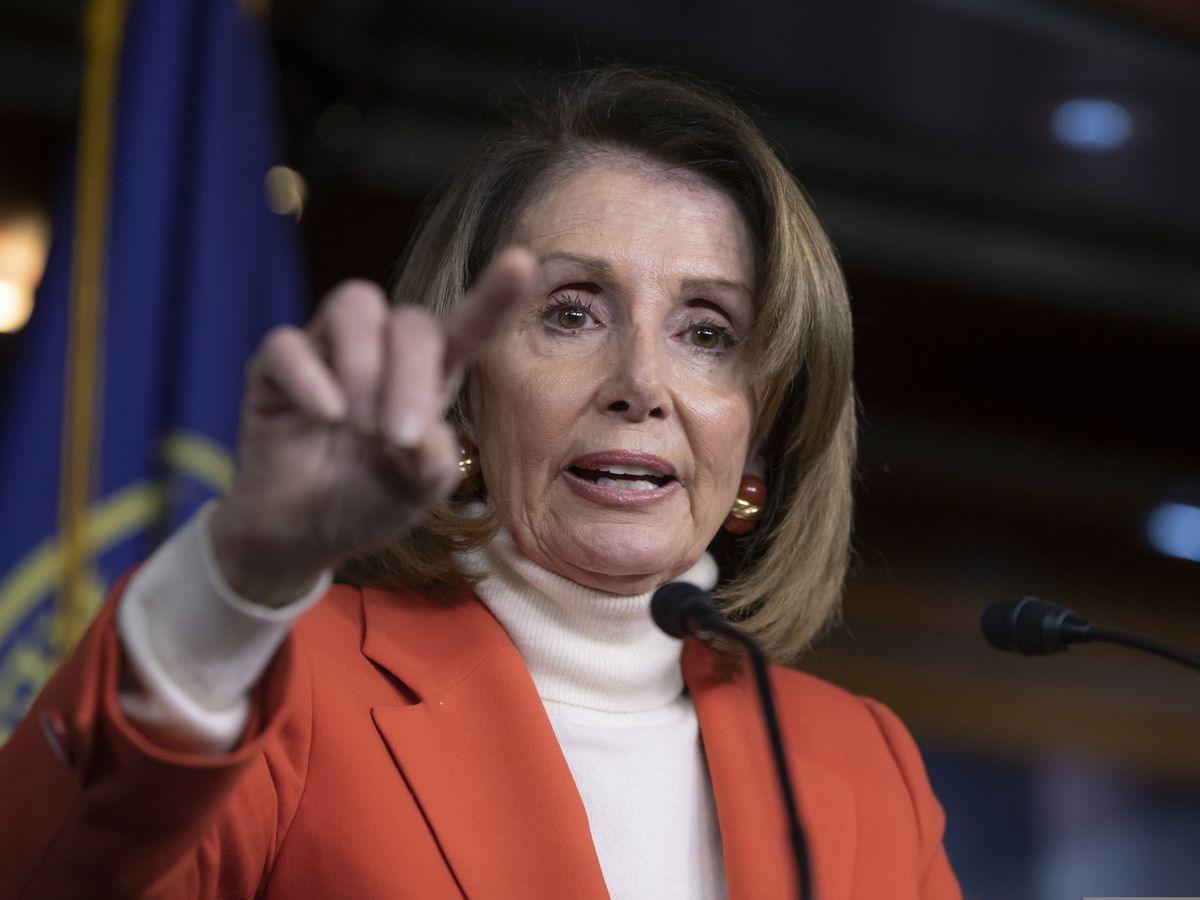 Pelosi detractor now says he'll back her for House speaker