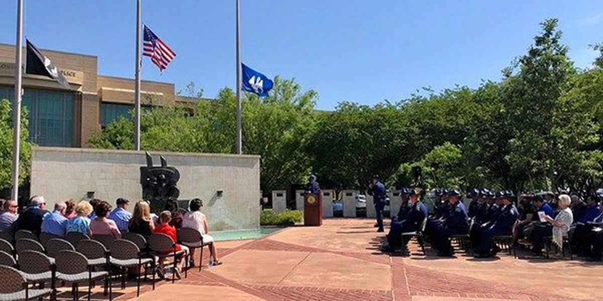 La. State Police holds annual memorial and awards ceremonies