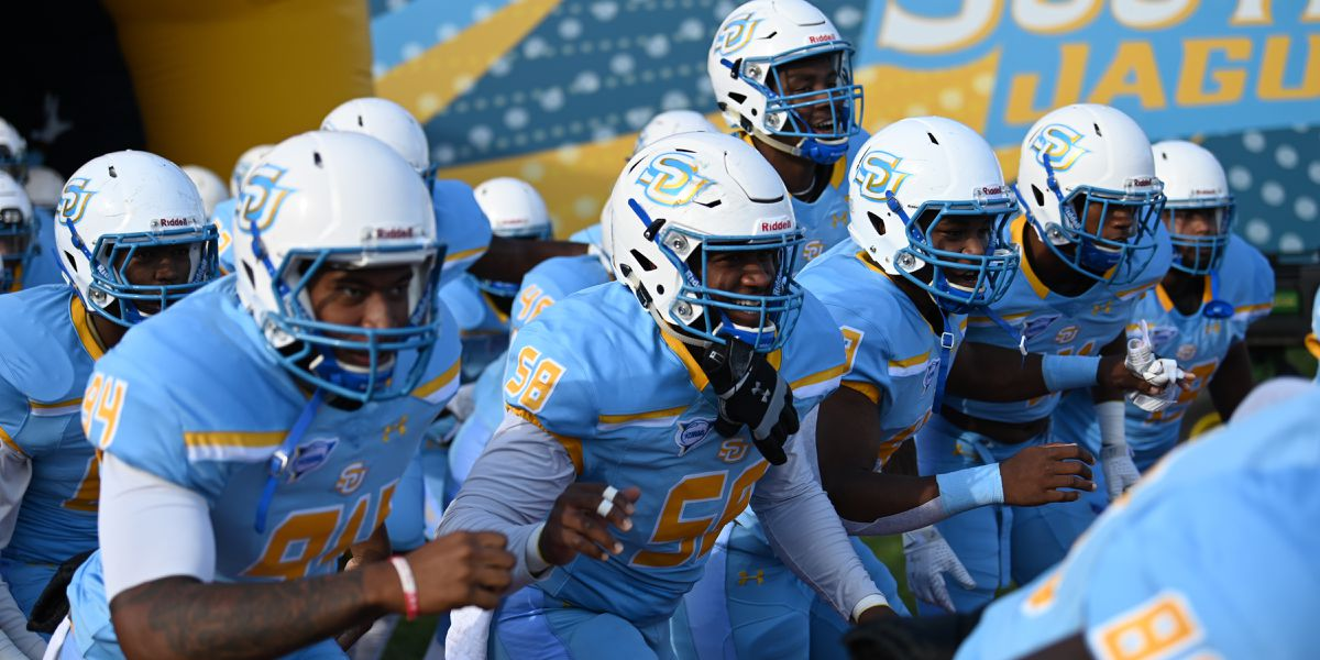 Southern officially cancels first 2 football games due to COVID-19; revised schedule released