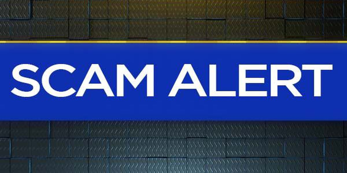 East Baton Rouge Parish authorities warn public of scam that targeted church