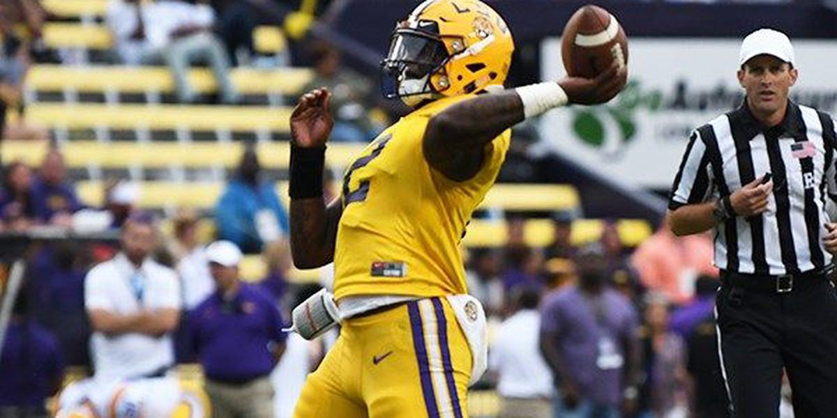 Narcisse announces transfer from LSU