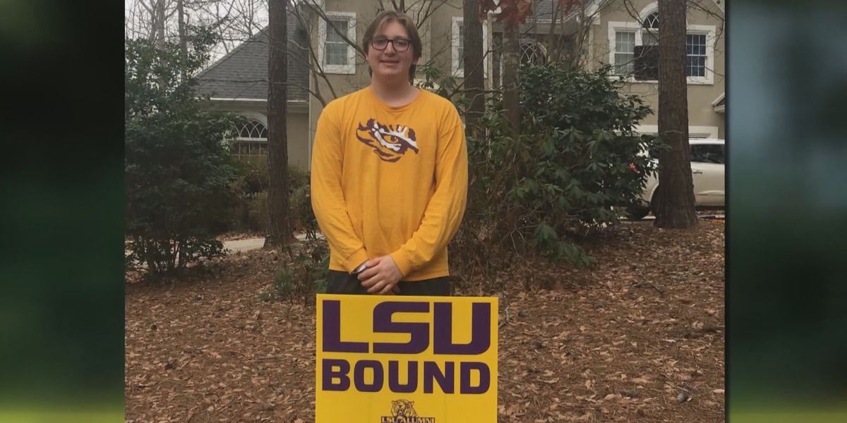 Charge dropped against ex-LSU student in hazing death