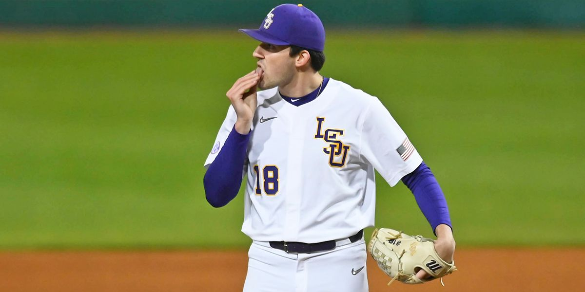 No. 11 LSU gets shutout by Eastern Kentucky