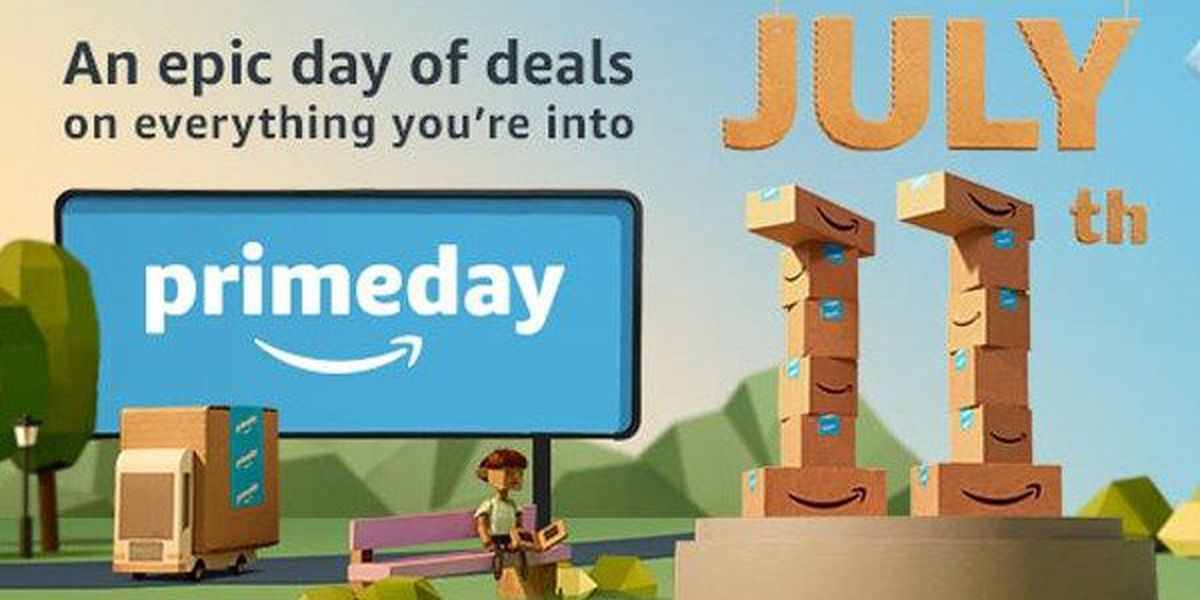 Amazon Prime Day poised to compete with shopping 'super bowl' Black Friday