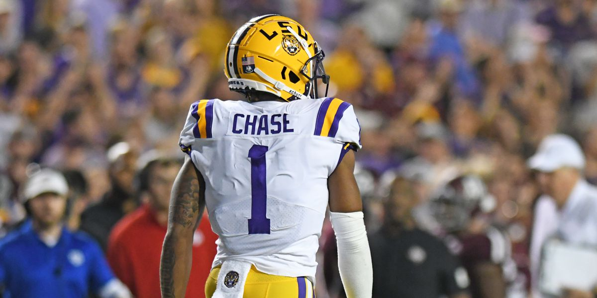 EYE ON THE TITLE: Ja'Marr Chase's parents are excited to watch son, Tigers play in CFP Semifinal