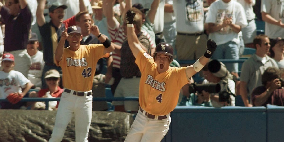24 years ago, Warren Morris made history and LSU won the College World Series