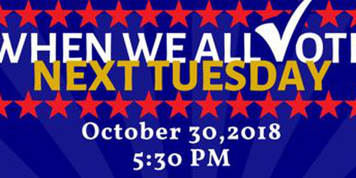 SU to host voter education rallies Oct. 30 and 31
