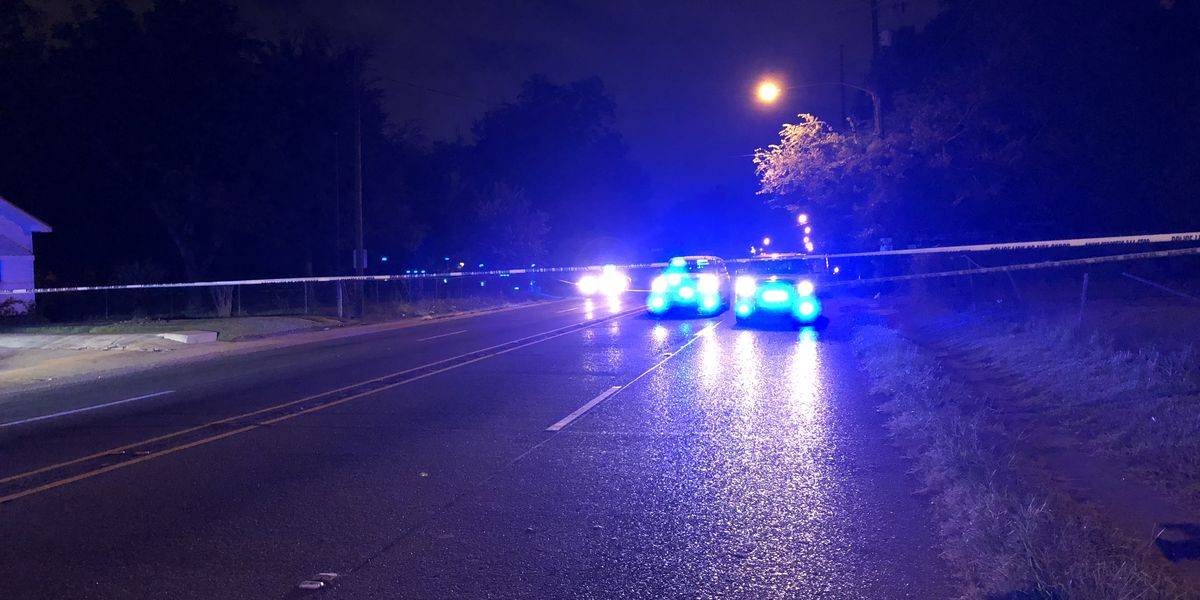 Three men shot in alleged drive-by on N. Foster Drive