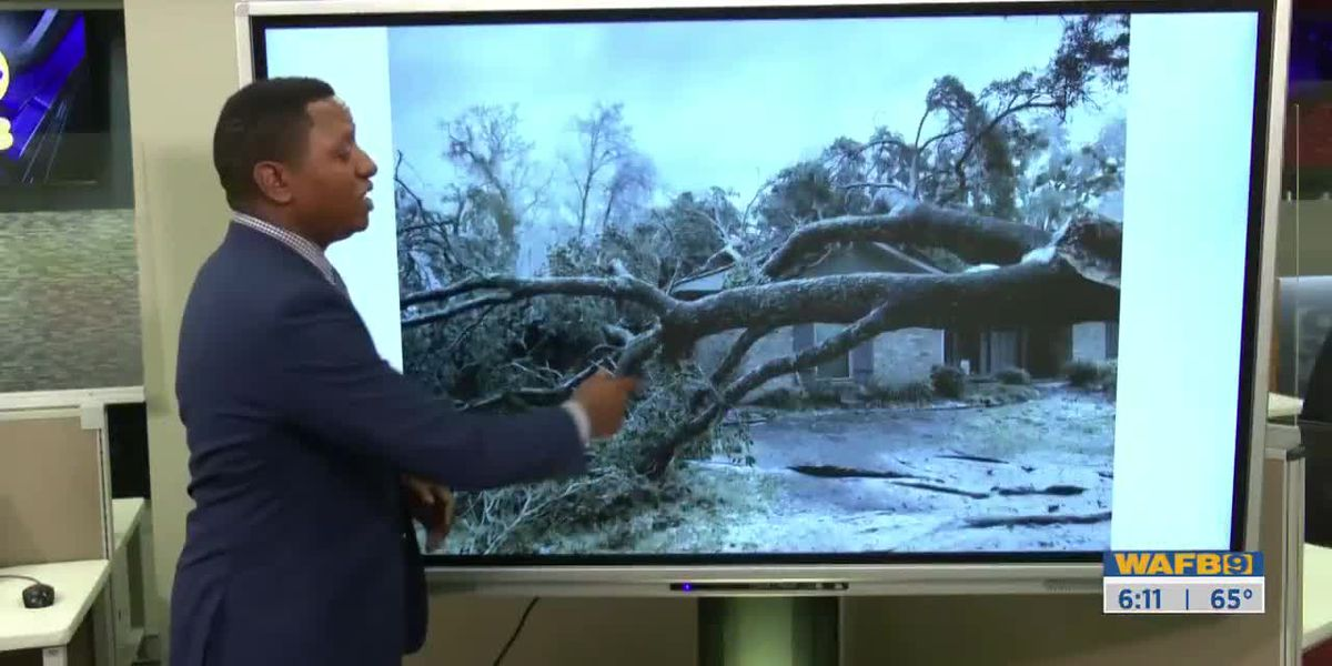 Insurance agent explains Feb. 2021's winter weather is no different than the other natural disasters