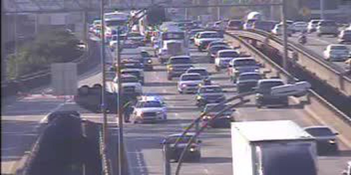 All lanes open at I-10 East and Acadian