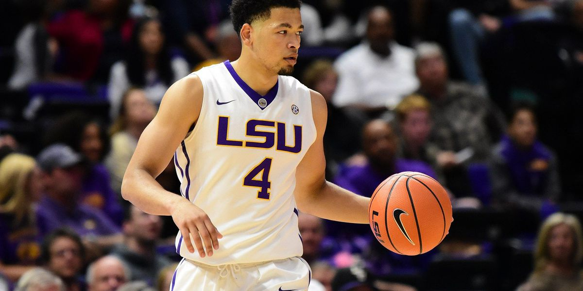 LSU moves to 2-0 with 105-86 win over Samford