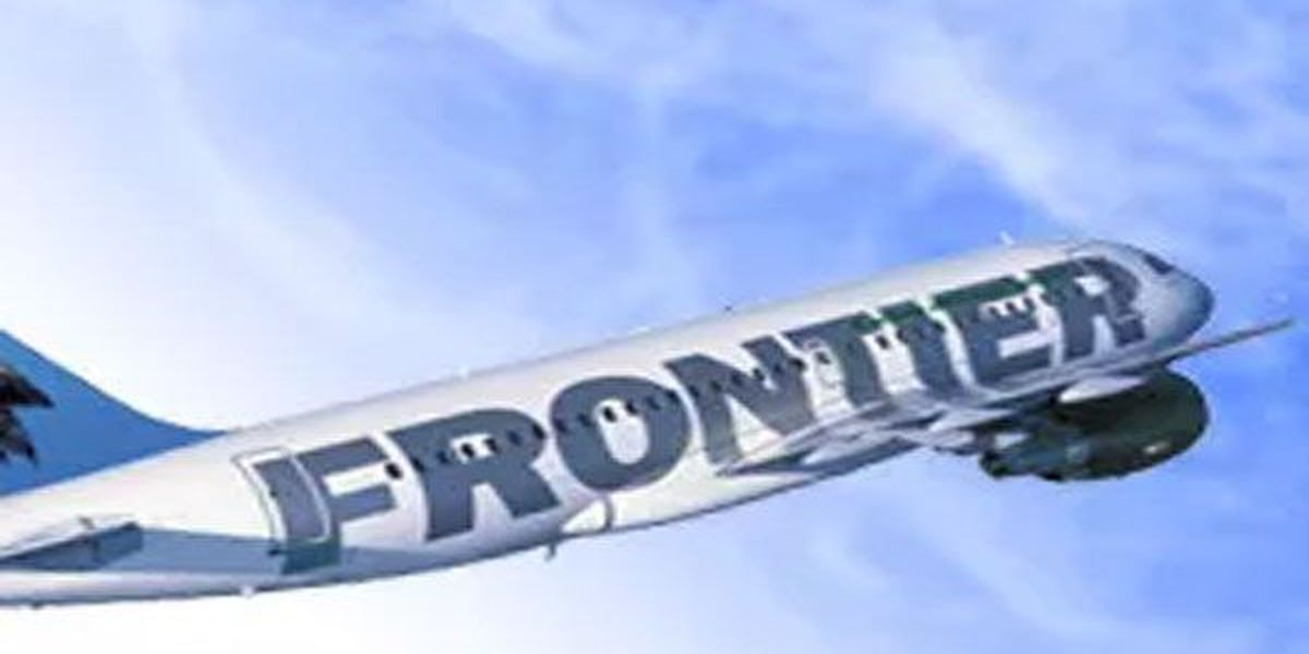 Frontier Airlines to offer direct flights to Orlando, Denver from Lafayette airport