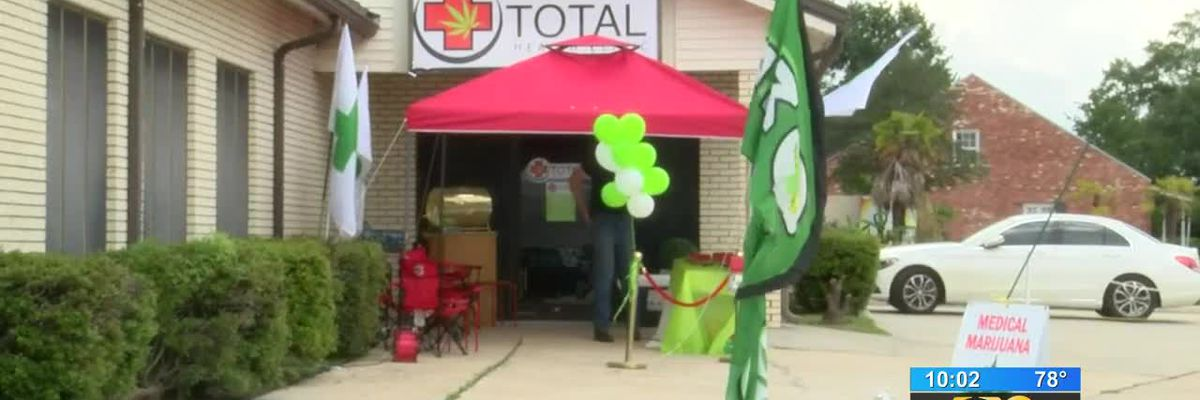 New medical marijuana clinic opens in Baton Rouge