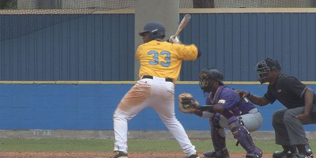 Southern advances in the SWAC Baseball Tournament