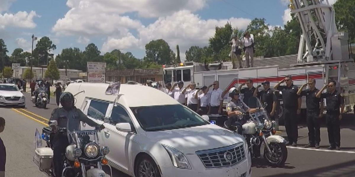Officials talk funeral procession safety after BRPD officer killed in wreck
