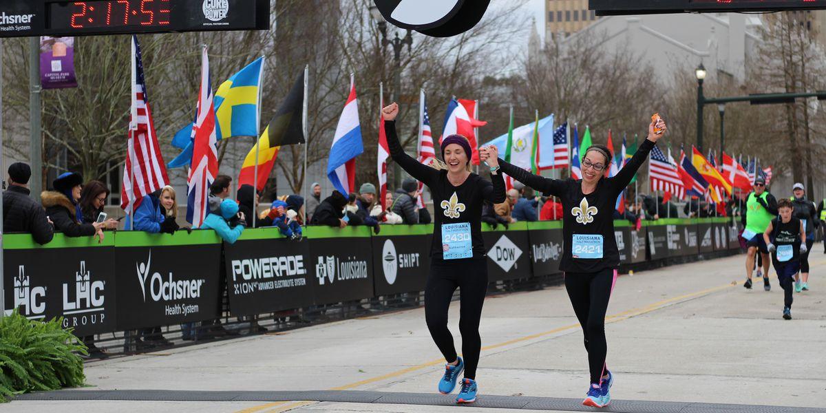 PHOTOS: The Louisiana Marathon brings family fun, a lot of lagniappe to streets of Baton Rouge