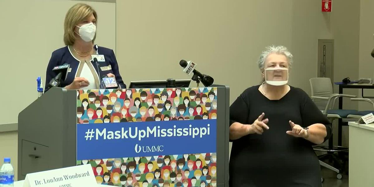 Some of Mississippi's biggest hospitals are running out of beds, health experts warn