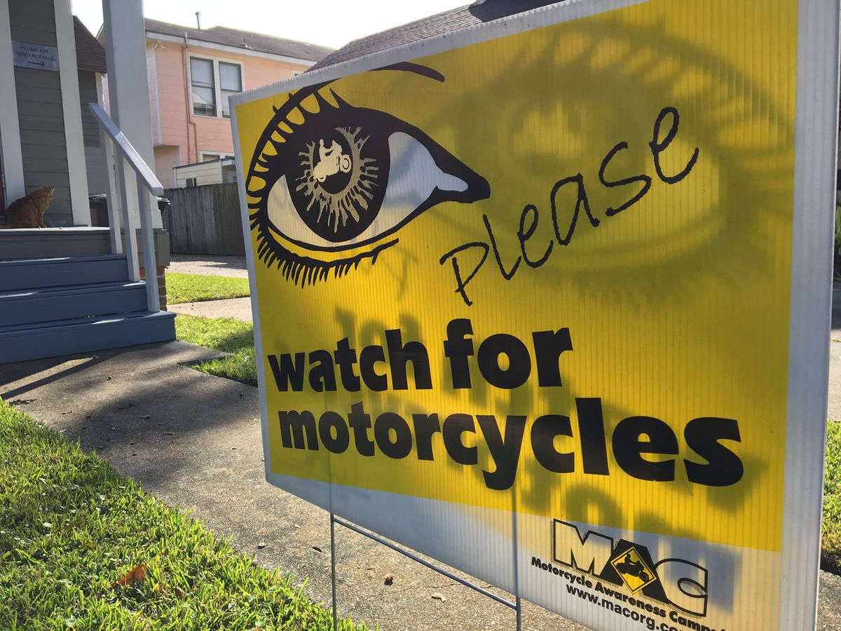 Group to launch new motorcycle awareness campaign in response to recent fatalities