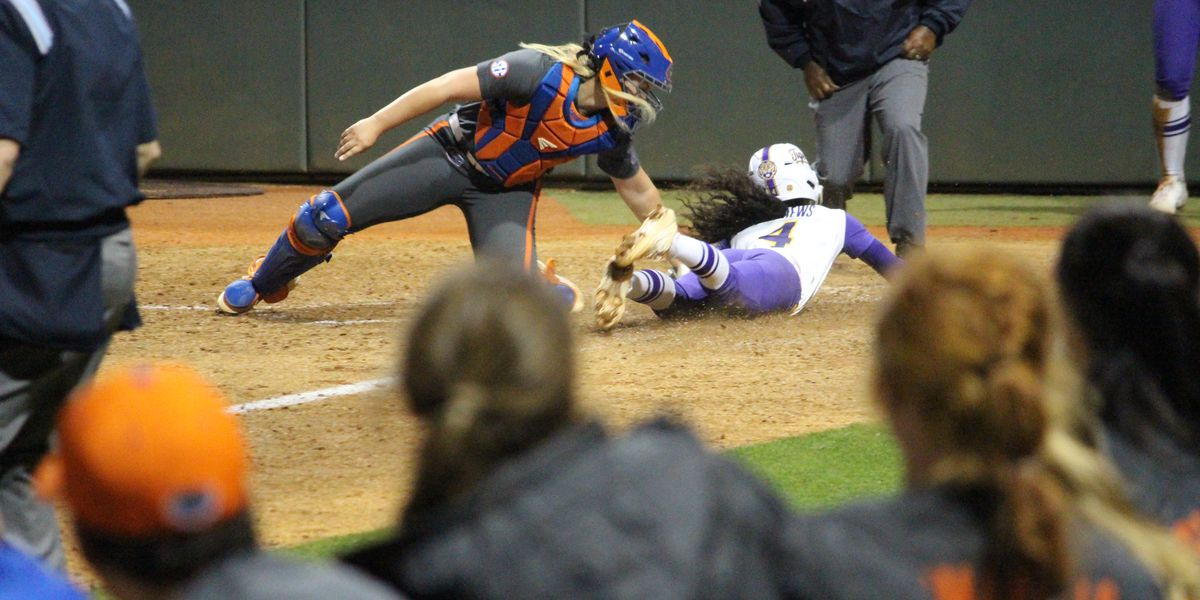 LSU Softball breaks 12-year home series drought against Florida