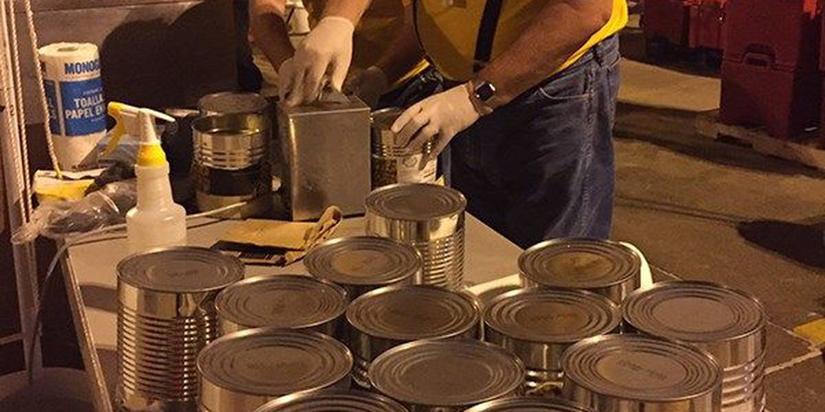Southern Baptist Disaster Relief serves 15,000+ meals per day to flood victims