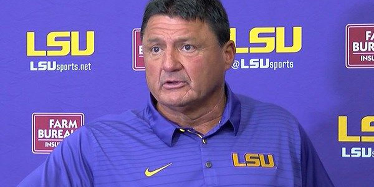 Defense dominates in LSU first fall camp scrimmage