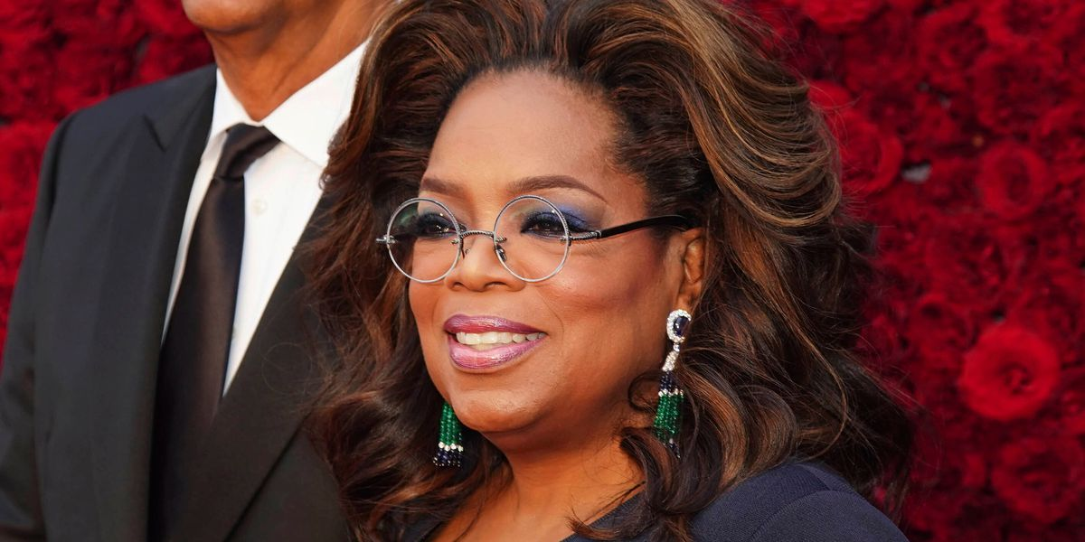 Happy Birthday! Oprah Winfrey turns 66 years old